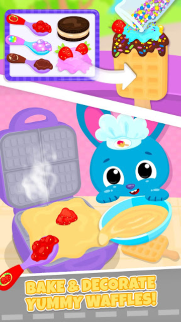 Cute & Tiny Food Trucks - Cooking with Baby Pets screenshot 3