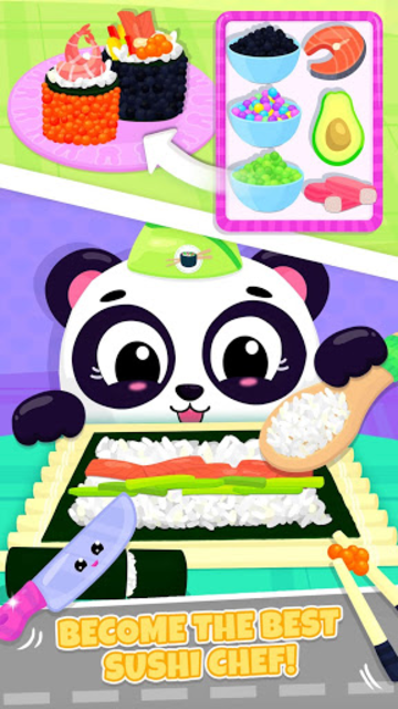 Cute & Tiny Food Trucks - Cooking with Baby Pets screenshot 1