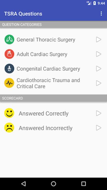 TSRA Review Questions screenshot 1