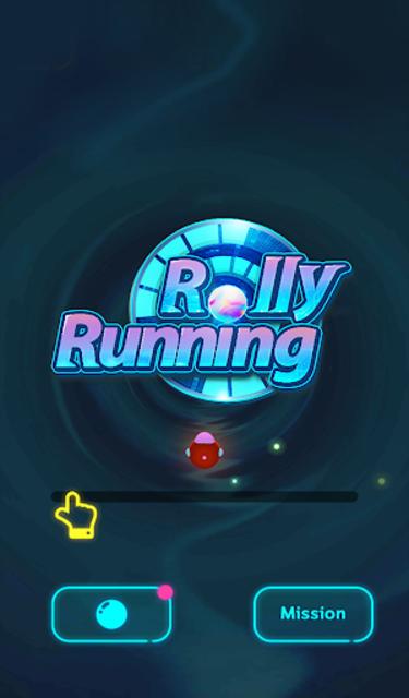 Rolly Running screenshot 4