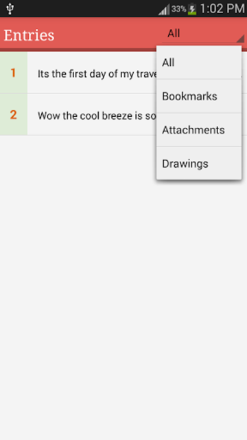 My Notebooks screenshot 4