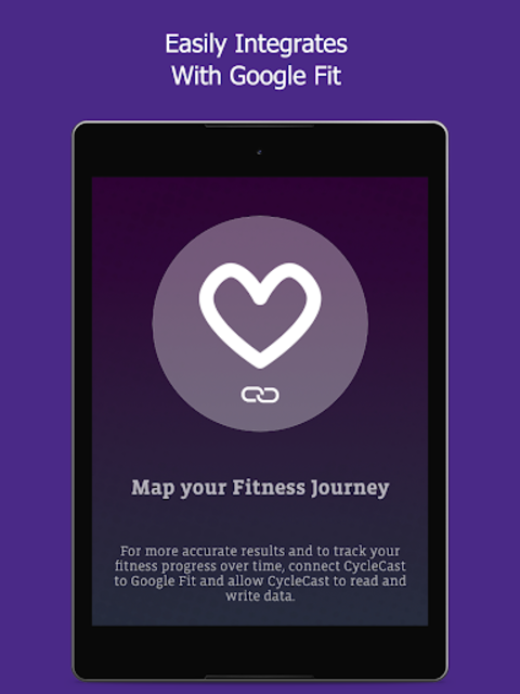 CycleCast - Indoor Cycling Workouts for Any Bike screenshot 10