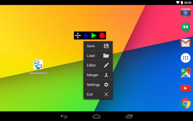 RepetiTouch Pro (root) screenshot 12