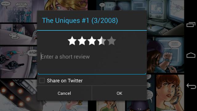 ComicRack screenshot 5