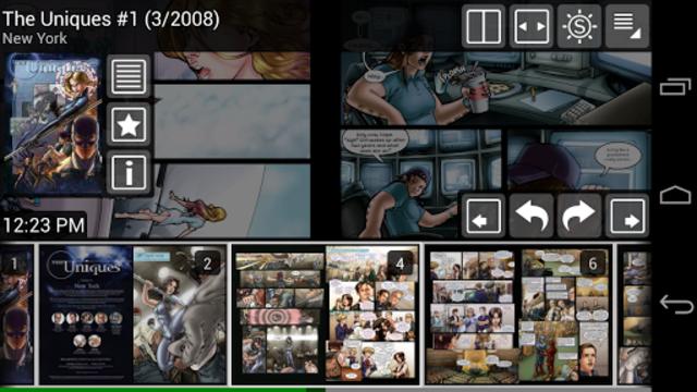 ComicRack screenshot 6