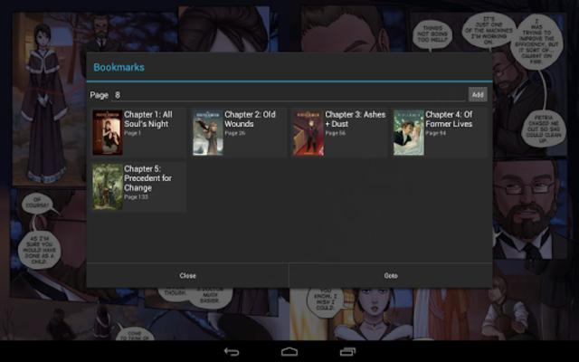 ComicRack screenshot 3