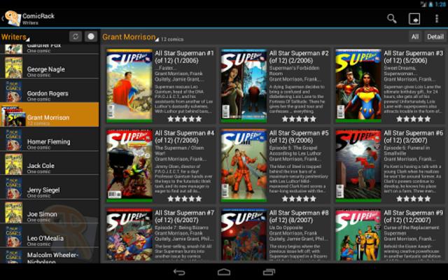 ComicRack screenshot 4