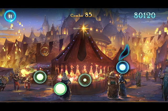 Lethe screenshot 1