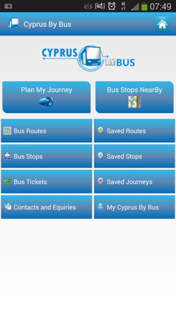 Cyprus By Bus screenshot 1