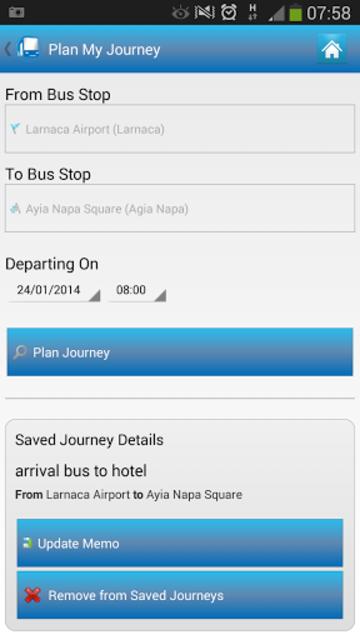 Cyprus By Bus screenshot 7