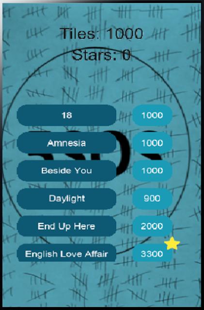 5SOS Piano Challenge screenshot 1