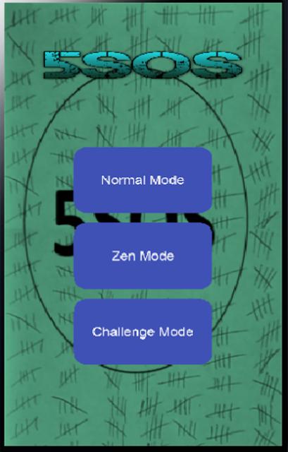 5SOS Piano Challenge screenshot 2