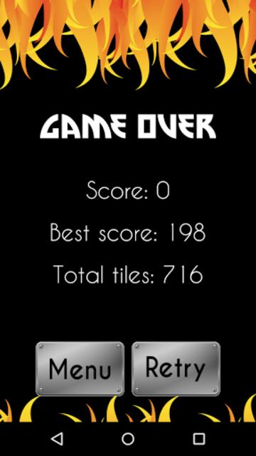 Kiss Piano Challenge screenshot 4
