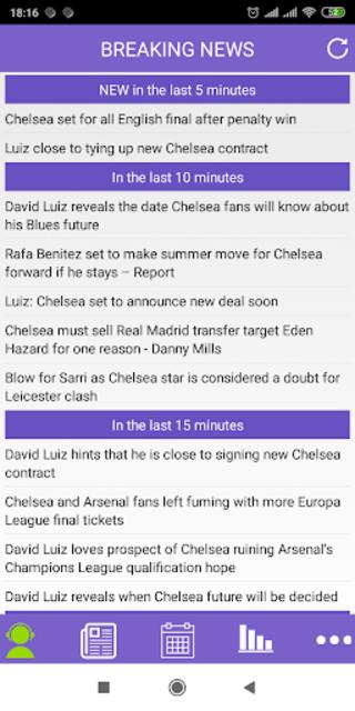 Breaking News for Chelsea screenshot 1