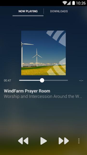Daily Audio Bible App screenshot 2