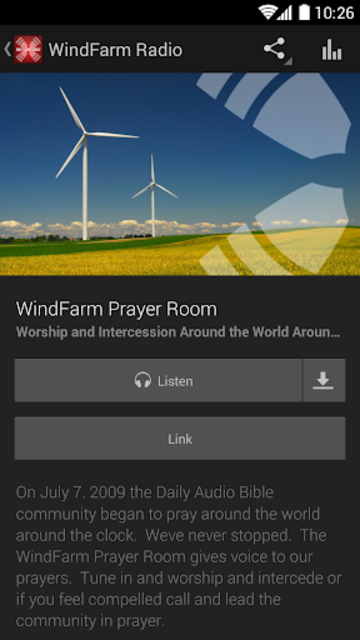 Daily Audio Bible App screenshot 3