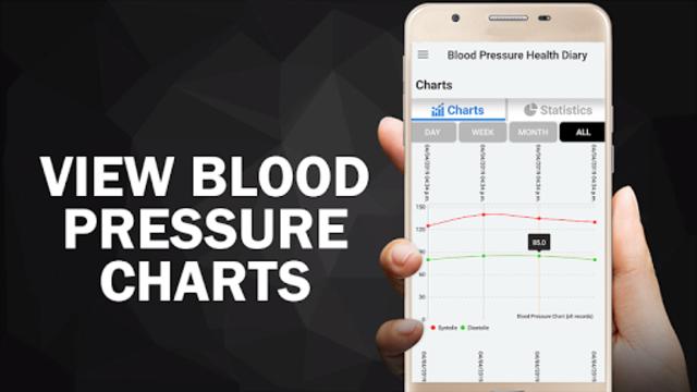 Blood Pressure Diary : BP Logger Scan Test Tracker screenshot 3