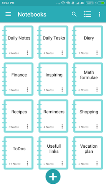 Note Daily- Notes, Notebook, Notepad, Planner 2020 screenshot 1