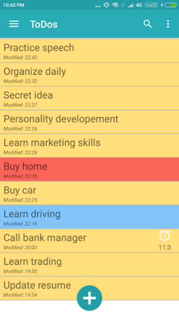 Note Daily- Notes, Notebook, Notepad, Planner 2020 screenshot 7