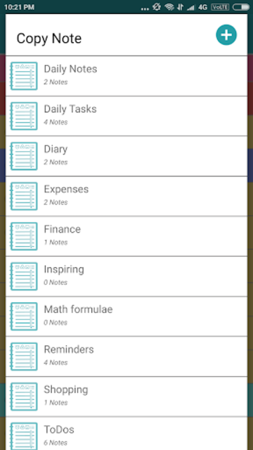 Note Daily- Notes, Notebook, Notepad, Planner 2020 screenshot 13