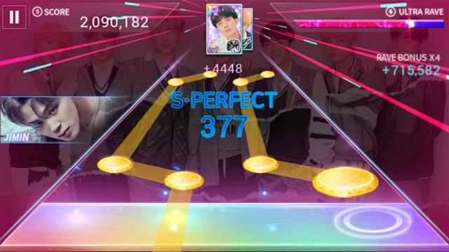 SuperStar BTS screenshot 7