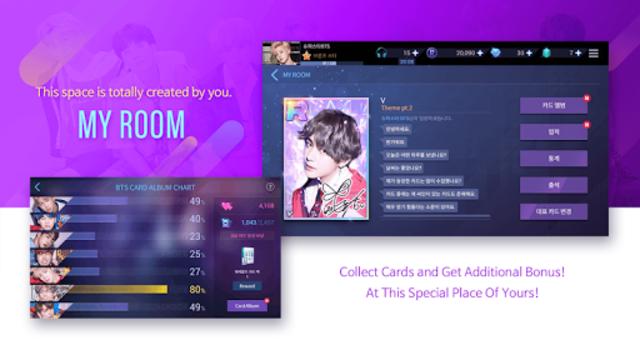 SuperStar BTS screenshot 5