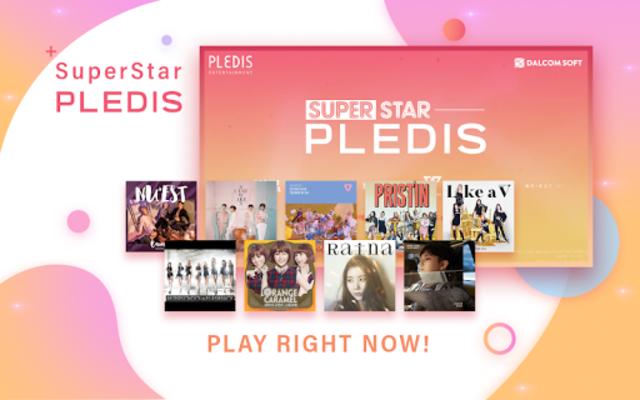SuperStar PLEDIS screenshot 3
