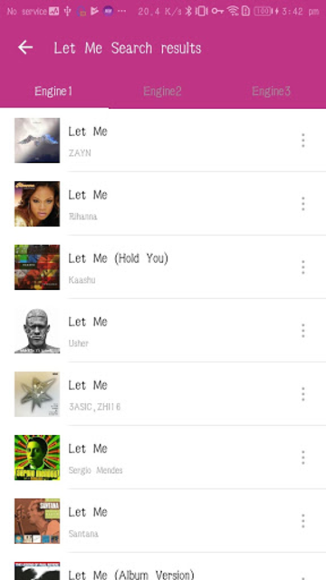 MP3 Music Downloader For VIP screenshot 2