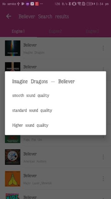 MP3 Music Downloader For VIP screenshot 3