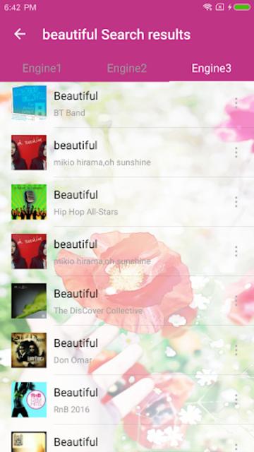 MP3 Music Downloader For VIP screenshot 5