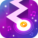 Icon for Tap Tap Dancing - Happy Zigzag Music Line