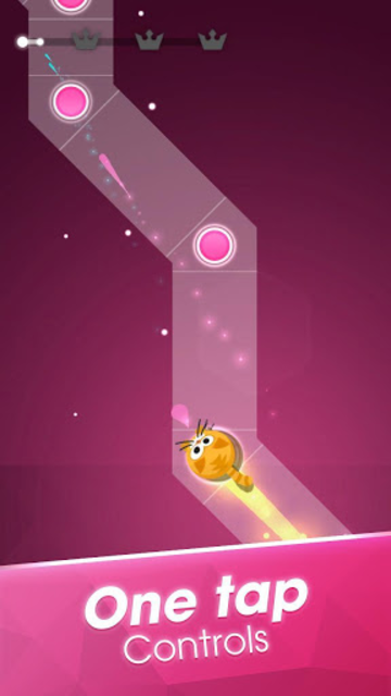 Tap Tap Dancing - Happy Zigzag Music Line screenshot 2
