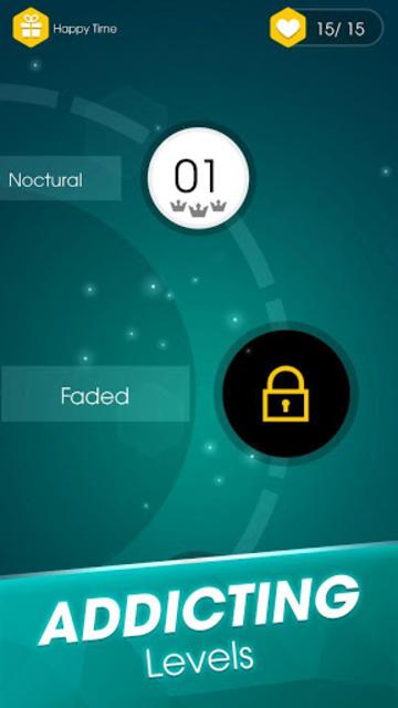Tap Tap Dancing - Happy Zigzag Music Line screenshot 5