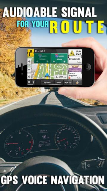 Street View Live Maps, GPS Navigation Maps Live screenshot 8