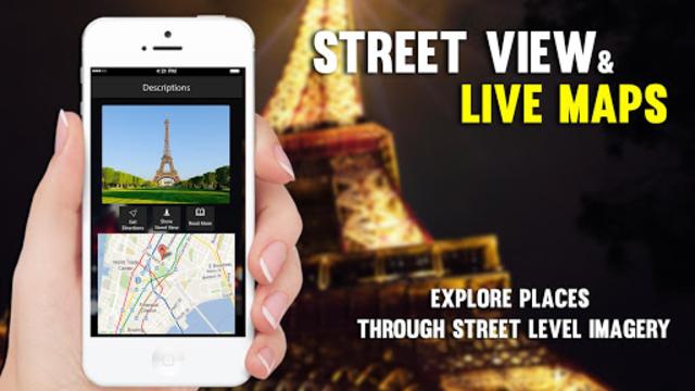 Street View Live Maps, GPS Navigation Maps Live screenshot 12