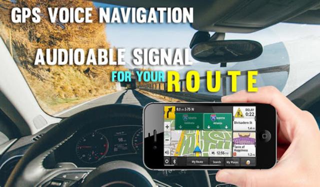 Street View Live Maps, GPS Navigation Maps Live screenshot 24
