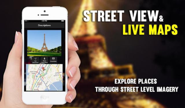 Street View Live Maps, GPS Navigation Maps Live screenshot 28