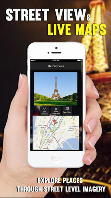 Street View Live Maps, GPS Navigation Maps Live screenshot 2