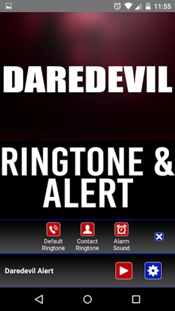 Daredevil Theme Music Ringtone screenshot 2