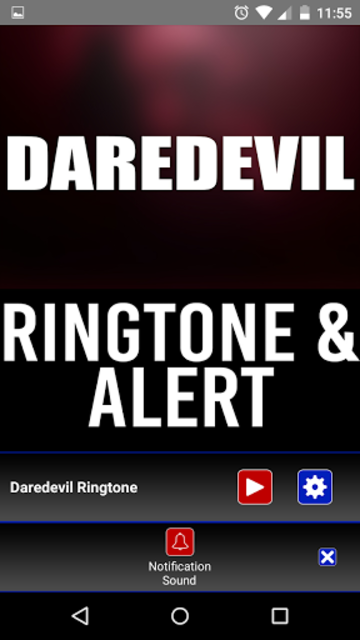 Daredevil Theme Music Ringtone screenshot 3