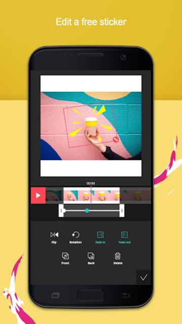 VLLO (a.k.a. Vimo) - Video editor & maker screenshot 22