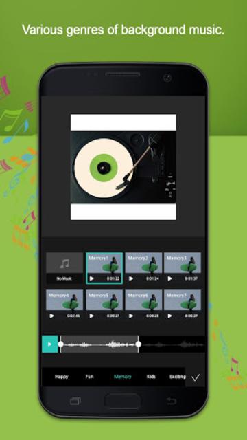VLLO (a.k.a. Vimo) - Video editor & maker screenshot 23