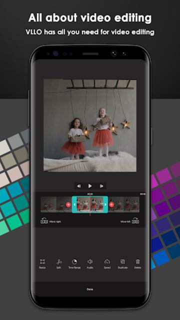 VLLO (a.k.a. Vimo) - Video editor & maker screenshot 8