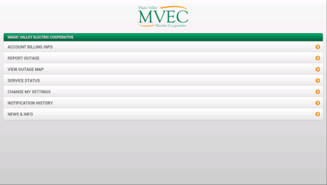 MVEC screenshot 2