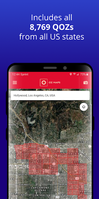 OZ Maps screenshot 3