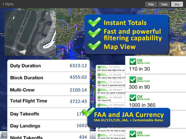 Safelog Pilot Logbook screenshot 8