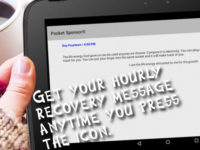 Pocket Sponsor App screenshot 10