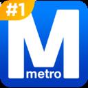Icon for DC Metro & Bus Tracker