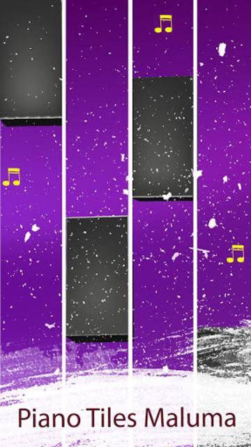 Piano Tiles Maluma screenshot 2