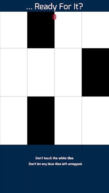 Piano Tiles - Ready For It? screenshot 2